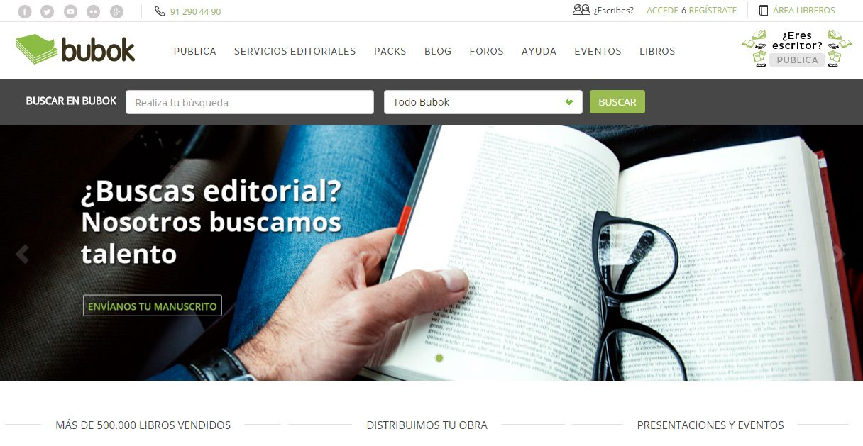 #IdeaFreelance 9: Escribe un libro y véndelo en Bubok