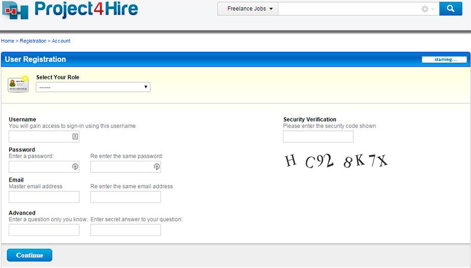 project4hire-registro-mi-mida-freelance