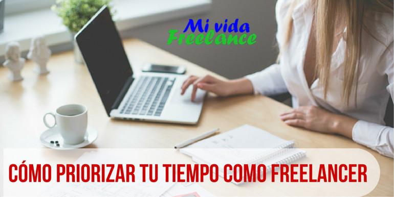 Cómo priorizar tu trabajo como freelancer y no morir entre proyectos