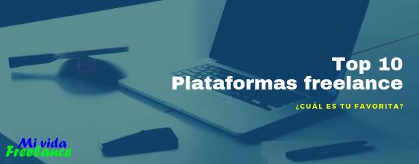 Top 10 de plataformas de trabajo freelance