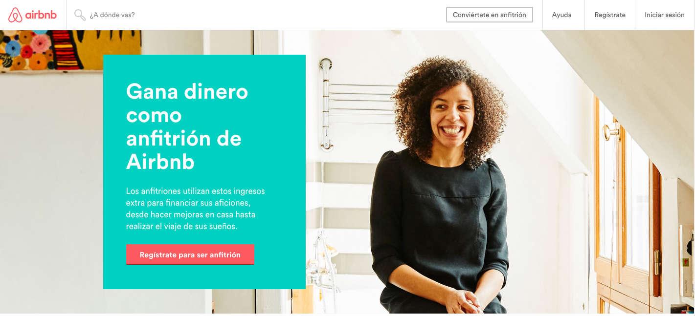 Airbnb: hospeda viajeros en tu casa y gana dinero todos los meses