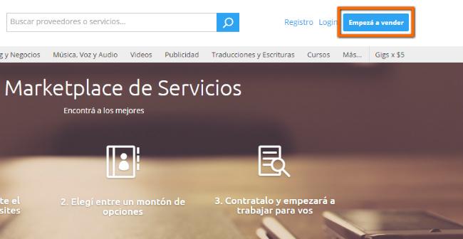 Gana dinero en Workforz: plataforma freelance donde podrás vender tu servicio