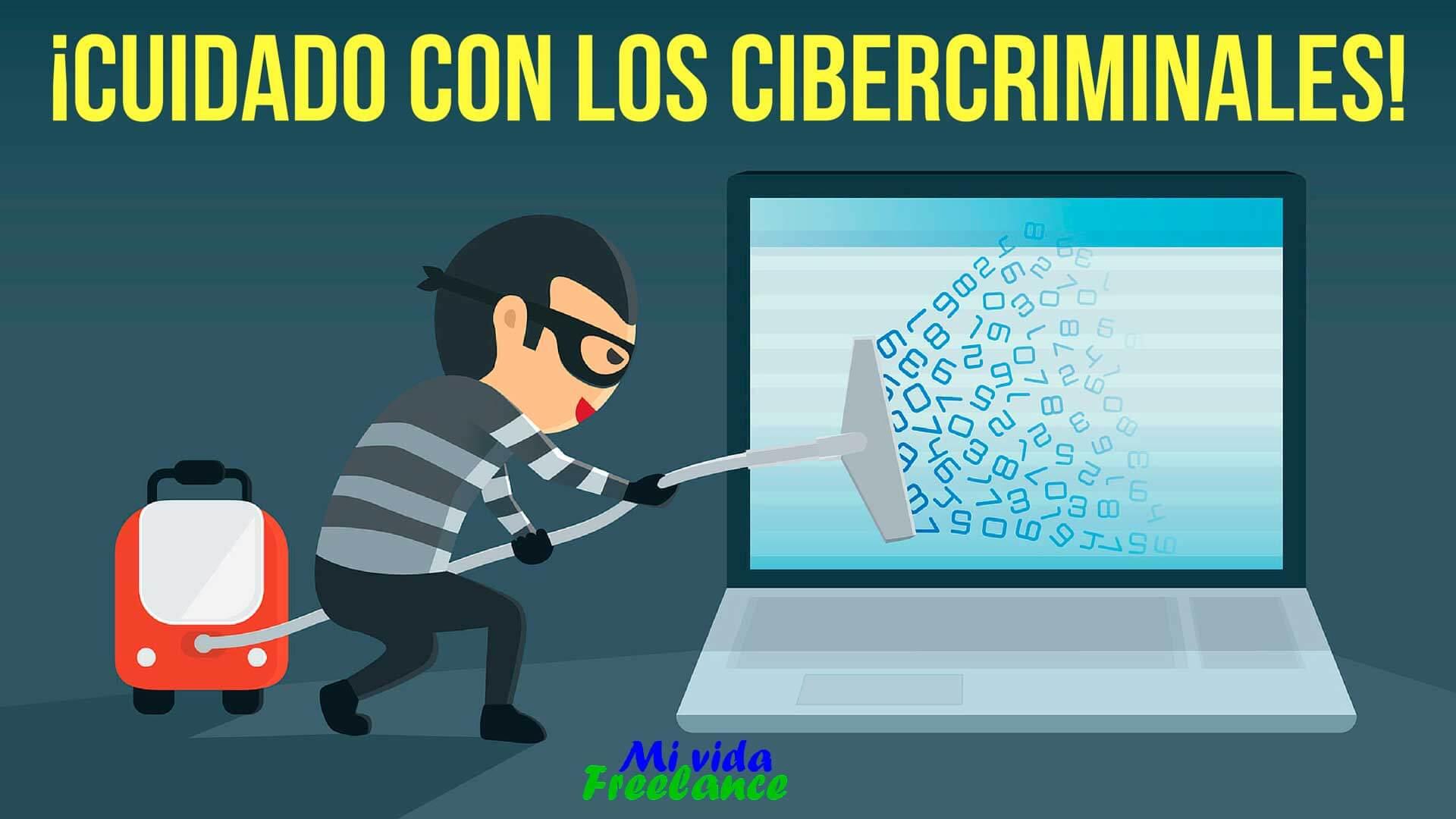 Cuidado con los cibercriminales que se hacen pasar por clientes
