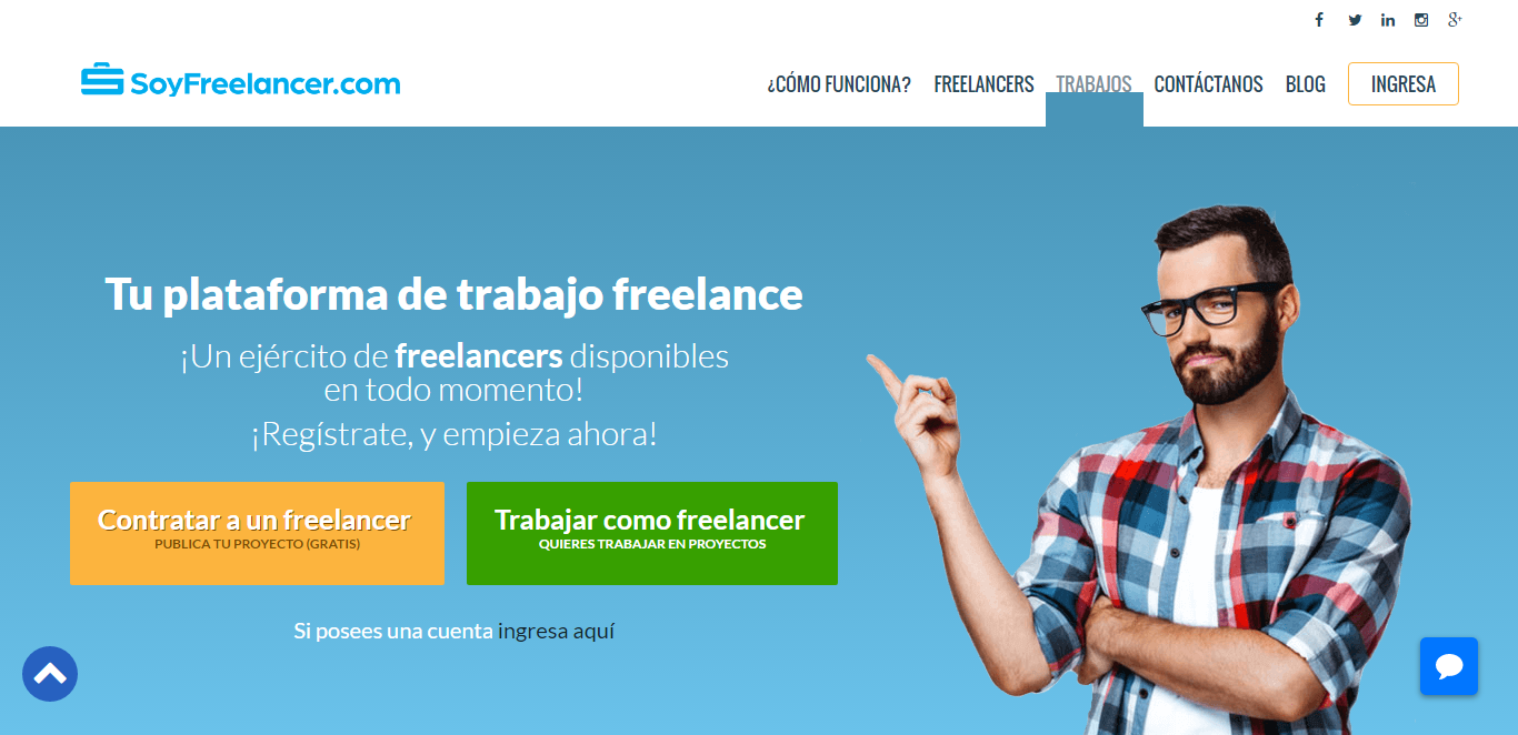 Conoce SoyFreelancer, la nueva plataforma freelance en español apoyada por Microsoft