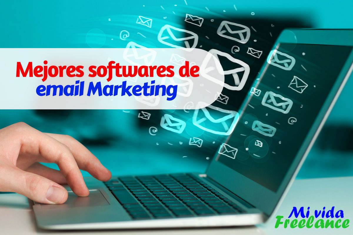 Los cinco mejores softwares de email Marketing