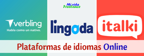 Verbling Vs Lingoda Vs Italki: Plataformas para aprender idiomas