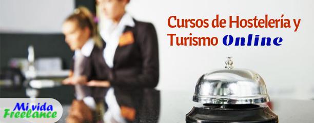 5 Cursos de hostelería y turismo online que puedes aprovechar